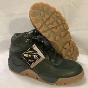 Nike Rhyodomo Gore Tex  Shoes CQ0186 300 Deepest Green Olive Gum Sz 11