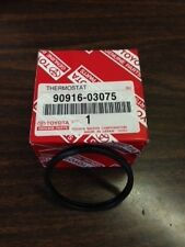 TOYOTA GENUINE THERMOSTAT w/SEAL FITS MANY MODELS (90916-03075)(16325-62010)