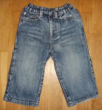 Baby Blue Denim Jeans 12-18M Clothing George Infant Elasticated Waist