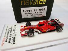 FERRARI F2005 JAPANESE GP 2005 M. SCHUMACHER TAMEO KIT 1/43 TMK353