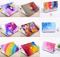 "Per MacBook Air Pro 11"" 13"" 15 "" Custodia 2009-2018 Cover per notebook Colorata"