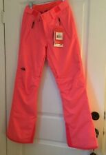 The North Face Hot Toddy Pant Womens Rocket Red New Size Small