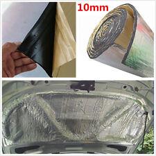 10mm 1*0.5m Car Sound Insulation Heat Barrier Self-Adhesive Noise Sound Deadener