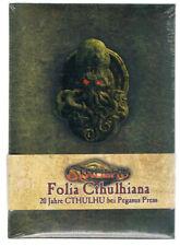 Cthulhu : Folia Cthulhiana ( 20 Jahre CTHULHU bei Pegasus Press )