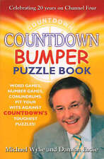 """""""Countdown"""" Bumper Puzzle Book, Eadie, Damian, Wylie, Michael, New Book"""