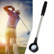 8 Sections Telescopic Golf Ball Retriever Picker Pick Up Stainless Steel Shaft