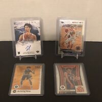2019-20 Jaxson Hayes Rookie Card Lot With Autograph