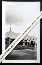 1940's Vintage RINGLING BROTHERS BARNUM & BAILEY CIRCUS Photo / THE BIG TOP TENT