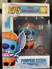 Funko Pop Pumpkin Stitch 1087 Lilo & Stitch Special Edition Sticker