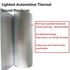 Heat Shield Insulation Car Hood/Trunk/Door Sound Proofing Insulation 75