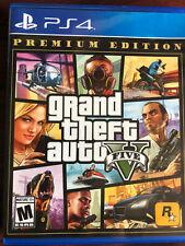Grand Theft Auto V Premium Edition (Gta 5) Ps4 Playstation 4