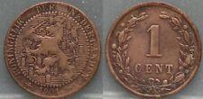 Nederland The Netherlands - 1 cent 1901 G