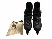 Vintage 90's Rollerblade Lightning inline skates men's size 10