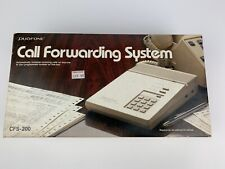 Duofone Cfs-200 Vintage Call Forwarding System From Off Site Business New In Box