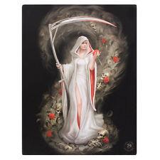 Anne Stokes Gothic Life Blood 25cm x 19cm Canvas Print