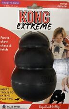 New listing Kong Extreme Extra Large Treat Release Dispensing Chew Toy For Dog Puppy Powe Xl