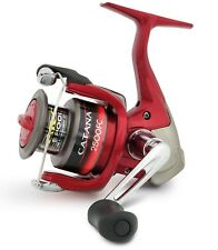 SHIMANO CATANA 2500FC SPINNING REEL FRONT DRAG  NEW in BOX