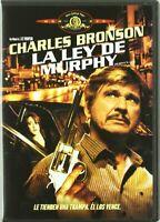 La Ley De Murphy (MGM, New, DVD, Charles Bronson, REGION 2/PAL, Widescreen)