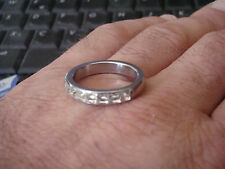 Anello Brosway misura 18 Veretta di Diamanti