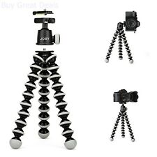 Joby GorillaPod SLR Zoom Flexible Tripod With Ballhead Bundle For DSLR And Mir
