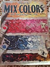 Oil Painting,The Magic of Oil Painting,How to Mix Colors:3 Books by Walt.Foster