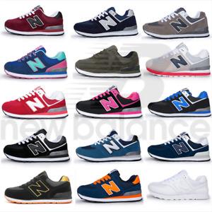 Womens Mens New Balance574 Sport Shoes Sneaker Casual Running Gym Unisex Sneaker