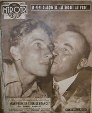 But club - Le miroir des sports N° 643 22 juillet 1957 Anquetil Tour de France