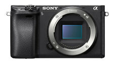 Sony Alpha A6300 Body Ilce-6300 Black SanDisk 32gb Class 4 SD Card Bundle