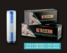 """ULTRADERM Tattoo Bandage Roll (6"""" x 8 Yards) Skin Healing Aftercare Protect"""