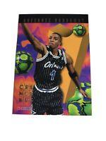 Anfernee Hardaway NBA Hoops Crunchers 6 of 25 Orlando Rookie Card Hard_8s_Magic