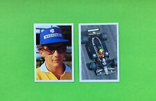 Ayrton Senna Set A Question Of Sport 1987 Formula 1 Excellent Condition