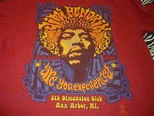 Jimi Hendrix Shirt ( Used Size Xxl ) Very Good Condition!
