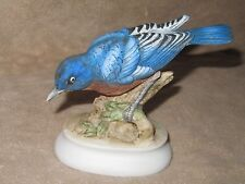 Lefton China Japan Hand Painted Blue Bird Kw395 Excellent