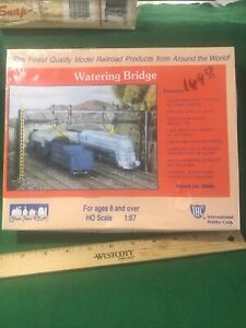 IHC Watering Bridge, Model Kit #5006 HO Scale Sealed (HO9742)