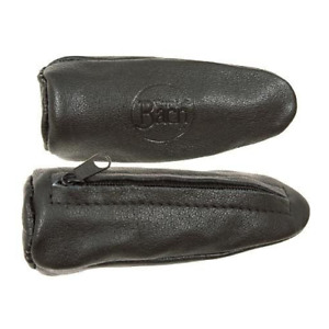 Vincent Bach HLBL36 Leather Mouthpiece Pouch Large (Tuba / Tenor Sax)