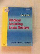 Medical Assisting. Exam Review (Deborah E.Holmes) 2Nd Edition