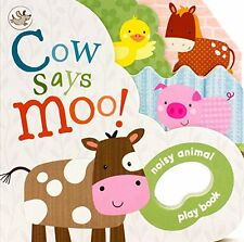 Cow Says Moo! (Little Learners) by Parragon Books