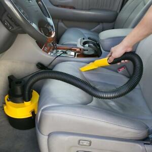 NEW! 12V Car Vacuum Cleaner Wet and Dry Dual use Super Suction For BOATSCARS