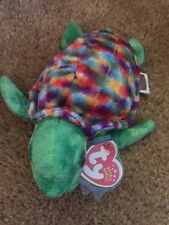 Ty Beanie Baby Zoom - MWMT (Turtle Sea 2001)