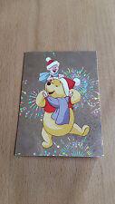 Disney Rewe Zauberhafte Weihnachten Glitzer Sticker Nr.107
