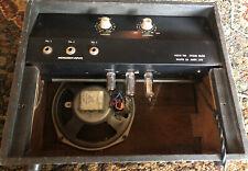 Kay 803 (Widowmaker) Guitar Tube Amp, 1960's All Tube Amp, ( All Original )L@k!