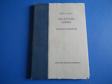 Organische Chemie Literatur und Register Sachbuch Fachbuch DDR 1965 guter Zust.