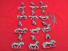Essex Miniatures 25/28 mm MACEDONE GRECO prodromoi LT CAV CON LANCE x 12 NUOVO