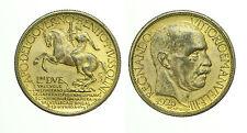 pcc1693) Vittorio Emanuele III (1900-1943) 2 lire 1928 Fiera Milano