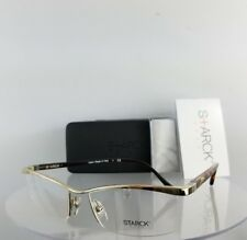 New Authentic STARCK EYES SH 9901 0056 Eyeglasses 56mm Hand made SH9901