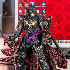 DC Comics Variant Play Arts Kai Batman Timeless Bushido Action Figure Toy IN BOX