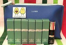 6 x LA MER THE REGENERATING SERUM 5 ml x 6 pumps = 30ml / 1oz  $365 + makeup bag