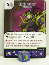 Yu-Gi-Oh Dice Masters - #042 Black Luster Soldier - Chaos Blade - Base Set