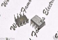 1pcs - TI UA709CP DIP-8 IC - NOS
