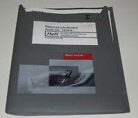 Werkstatthandbuch Audi A8 D2 Typ 4D Kraftstoffversorgung Diesel Motor ab 1994!